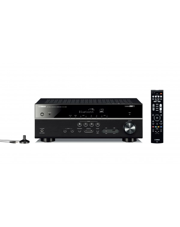 yamaha rx v483 sintoamplificatore av 5 1 musiccast. Black Bedroom Furniture Sets. Home Design Ideas